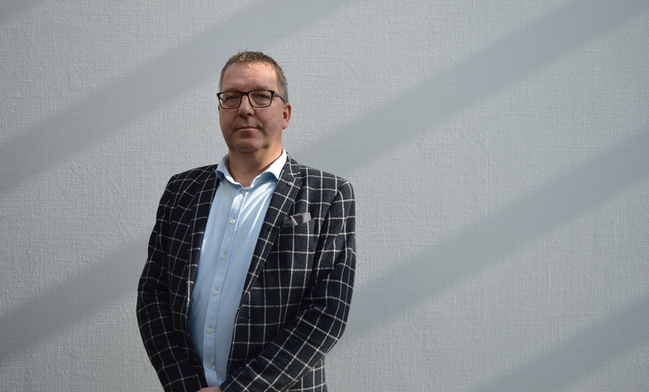 Jouke Oostenburg Accountmanager BRControls