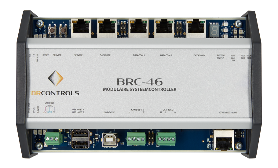 BRC-46 Modulaire Systeemcontroller
